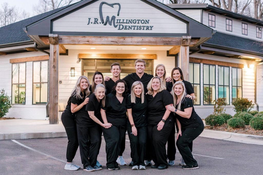 About JR Millington Dentistry